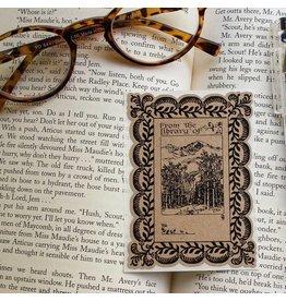 Sunshine & Ravioli Bookplate - Mountain Forest
