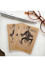 Sunshine & Ravioli Bookplate - Monkey
