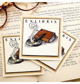 Sunshine & Ravioli Bookplate - Cigar