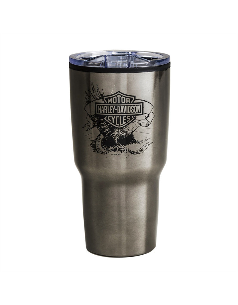 Harley-Davidson Stainless Steel Travel Cup