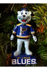 Mascot Statue Ornament - St. Louis Blues
