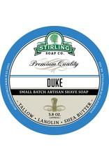 Stirling Soap Co. Stirling Shave Soap - Duke