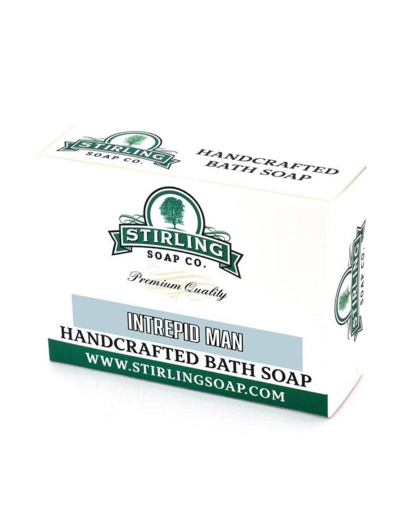 Stirling Soap Co. Stirling Bath Soap - Intrepid Man
