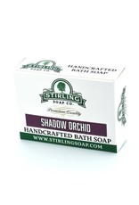 Stirling Soap Co. Stirling Bath Soap - Shadow Orchid