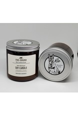 Fox + Hound Odor Eliminator Soy Candle - K9 Axe