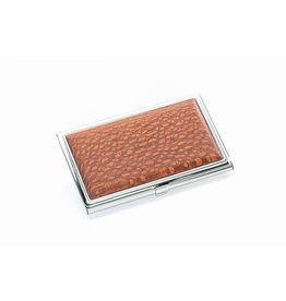 Davin and Kesler Business Card Case - Solid Lacewood