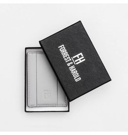 Forrest & Harold Navy and Stone Cardholder Wallet