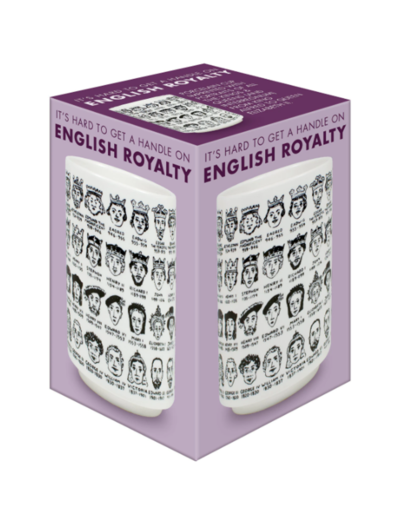 Unemployed Philosophers Guild English Royalty Cup