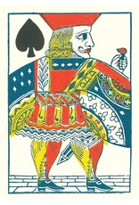 1863 National Patent Poker Deck Playing Cards