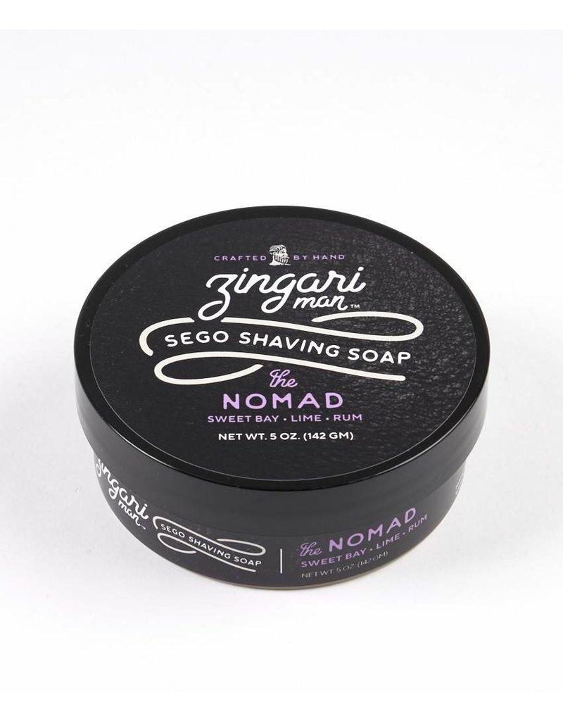 Zingari Man Zingari Man Sego Shaving Soap - The Nomad
