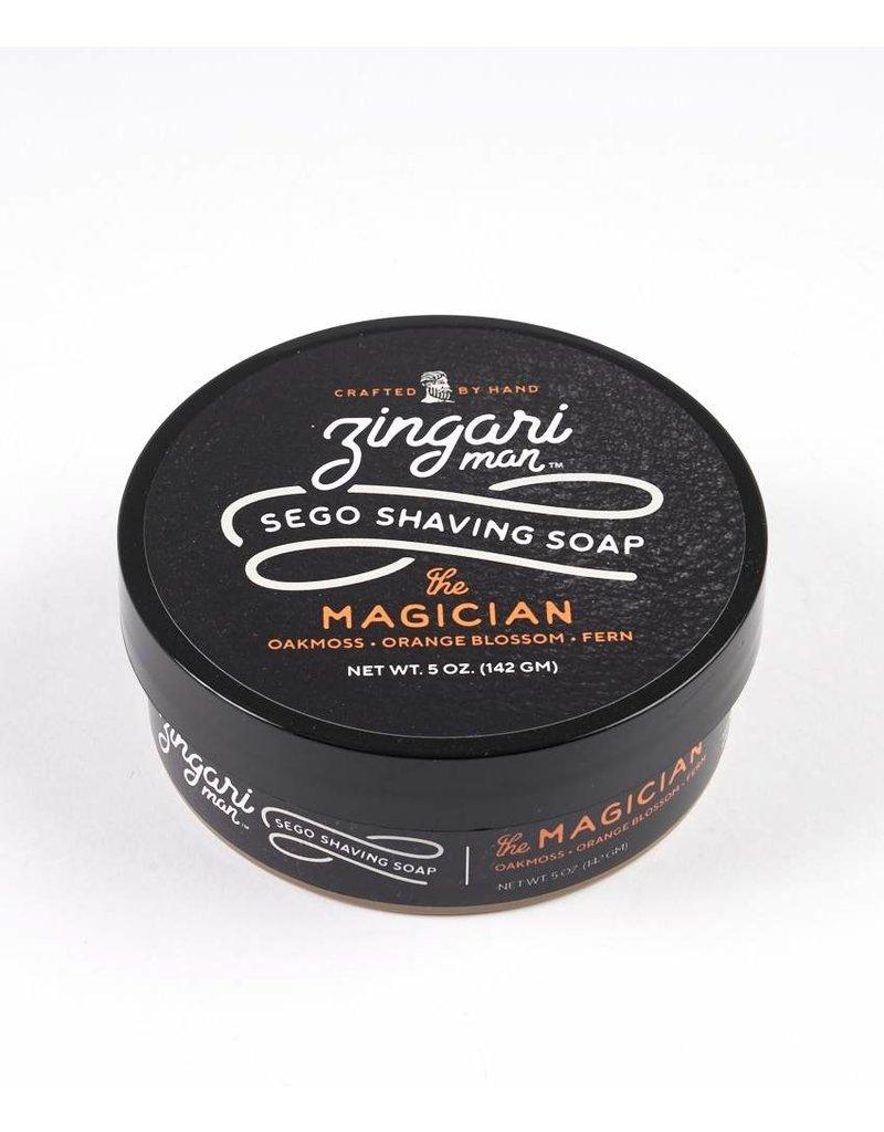 Zingari Man Zingari Man Sego Shaving Soap - The Magician