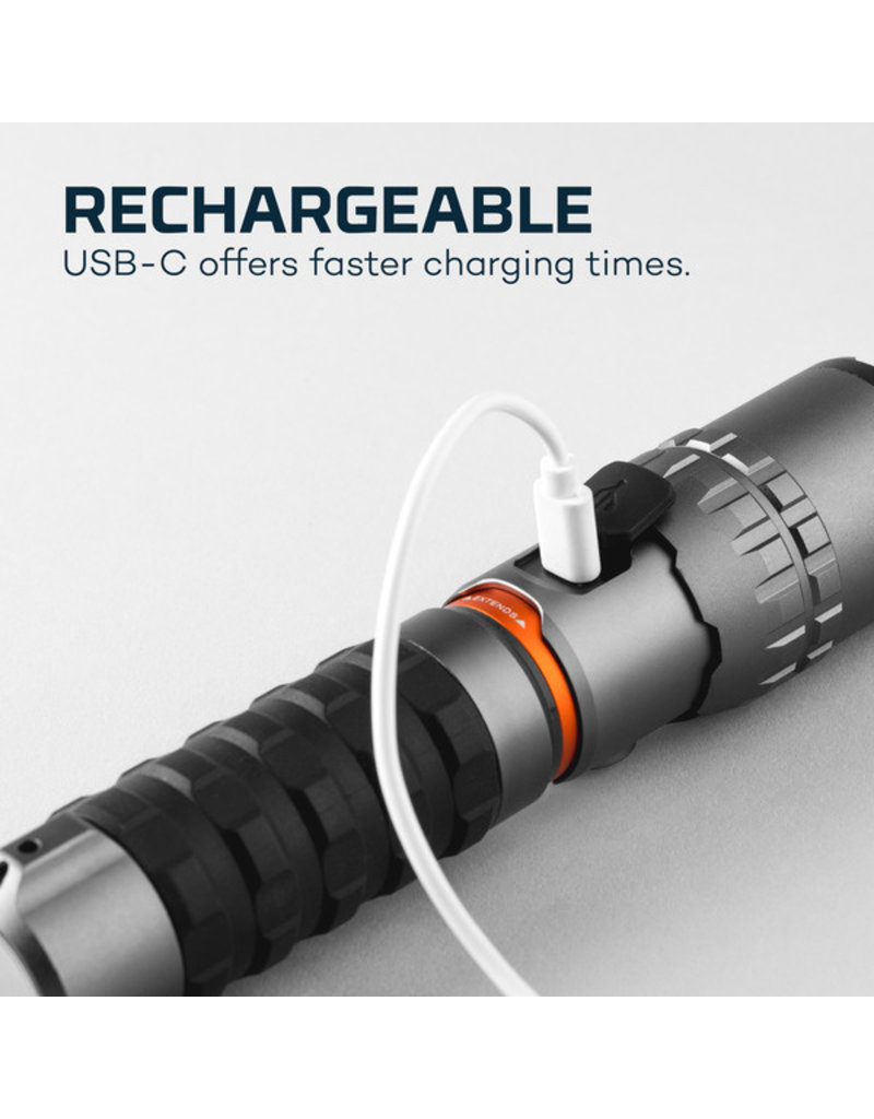 NEBO Nebo Slyde King 2K Rechargeable Flashlight