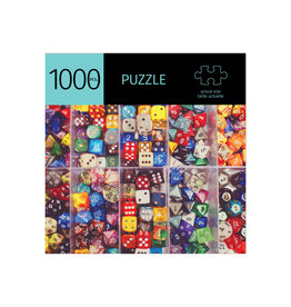 Puzzle - Dice 1000 Pcs