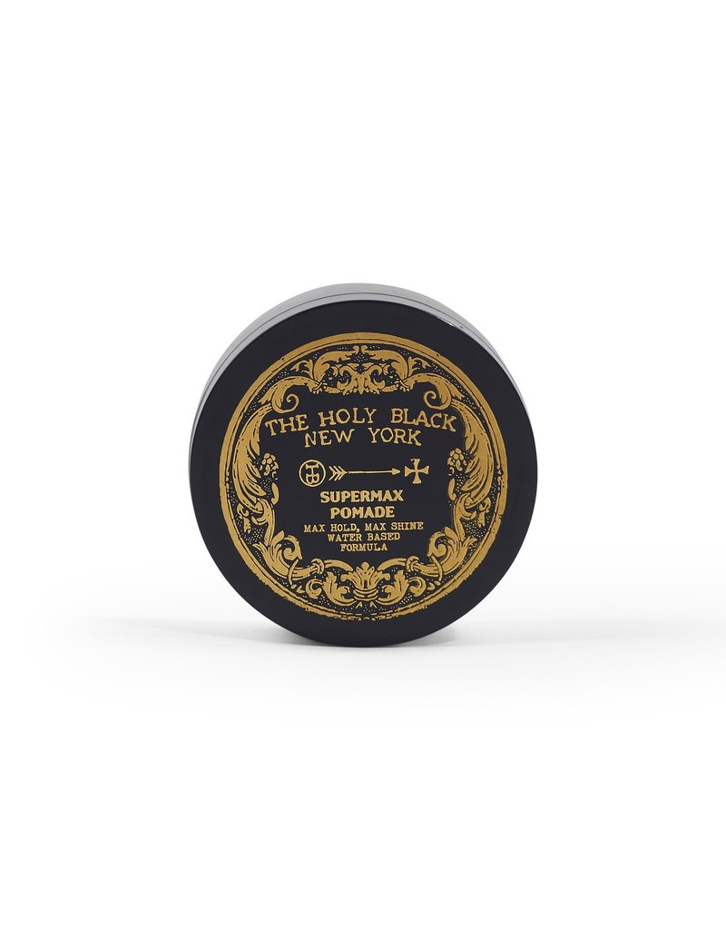 The Holy Black The Holy Black Supermax Pomade