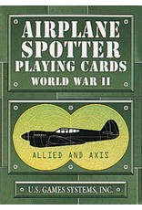 Airplane Spotter WWII Playing Cards
