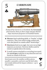 Arms & Armaments of the American Revolution Card Game