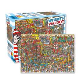 NMR Distribution Puzzle 3000 pc - Where's Waldo?