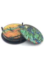 Parastone Van Gogh Paintings Coaster Set