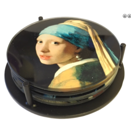 Parastone Vermeer Coaster Set