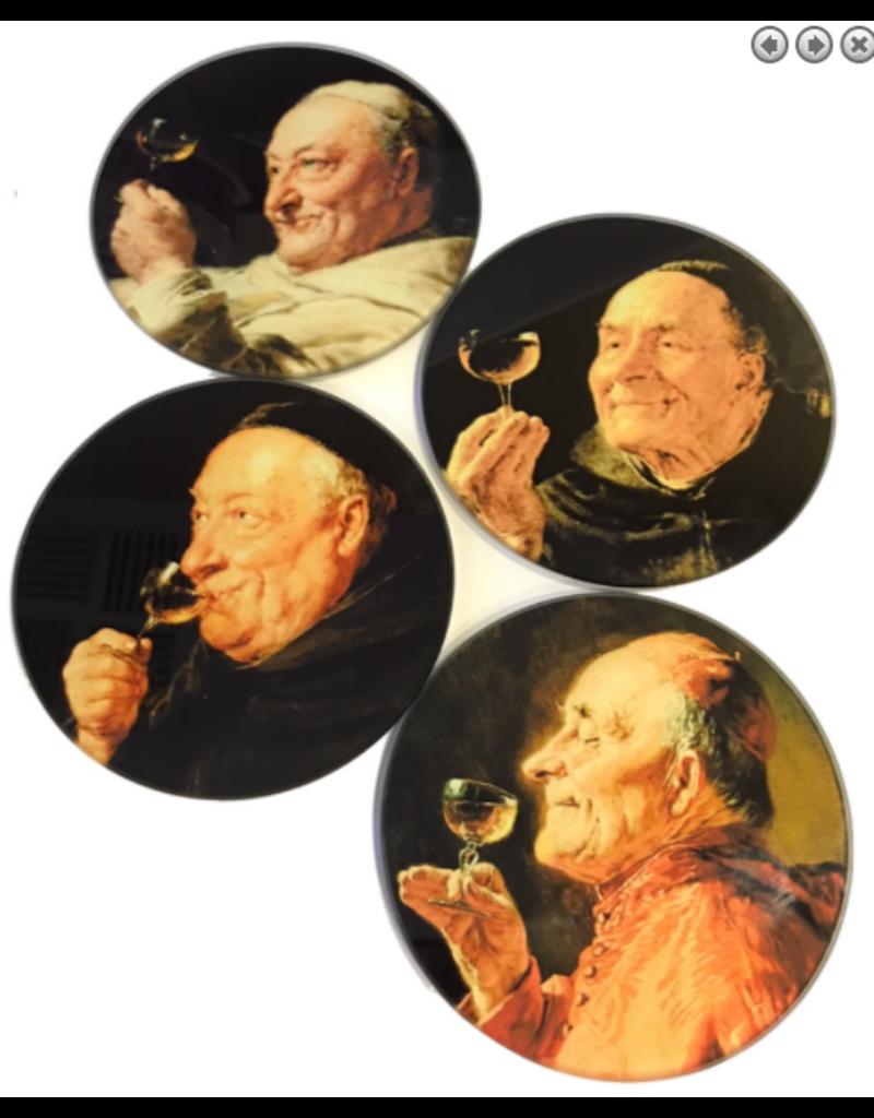 Parastone Grutner Priests Drinking Coaster Set