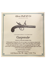 Oliver Pluff & Company Gunpowder Fine Tea - Loose Tea