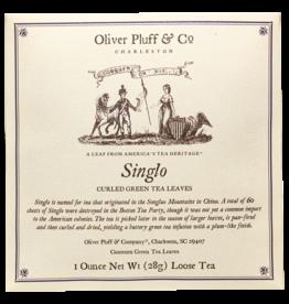 Oliver Pluff & Company Singlo Fine Green Tea - Loose Tea