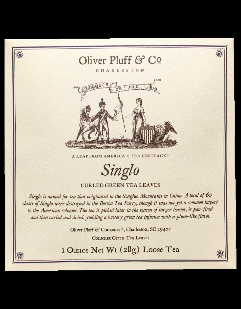 Oliver Pluff & Company Singlo Fine Tea - Loose Tea