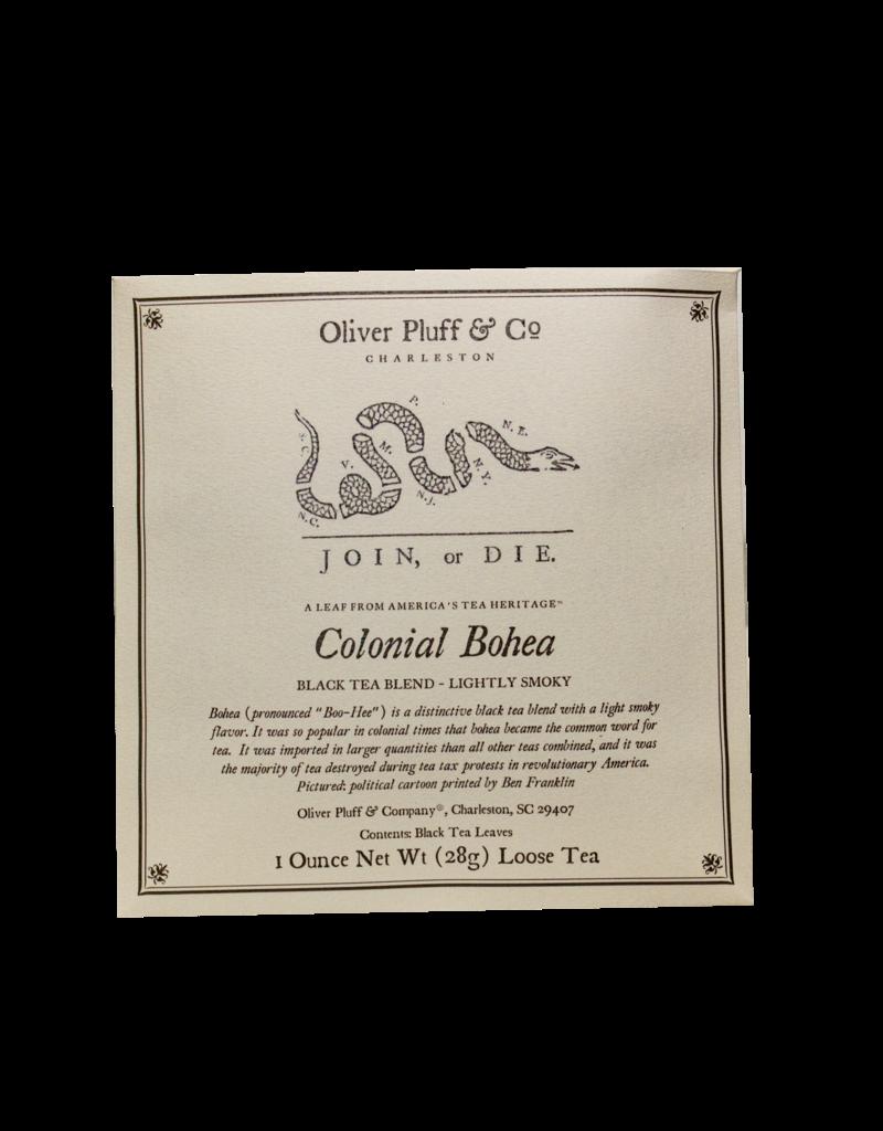 Oliver Pluff & Company Colonial Bohea Fine Tea - Loose Tea