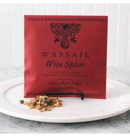 Oliver Pluff & Company Wassail Wine Spices - 1 gallon