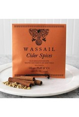 Oliver Pluff & Company Wassail Cider Spices - 1 gallon