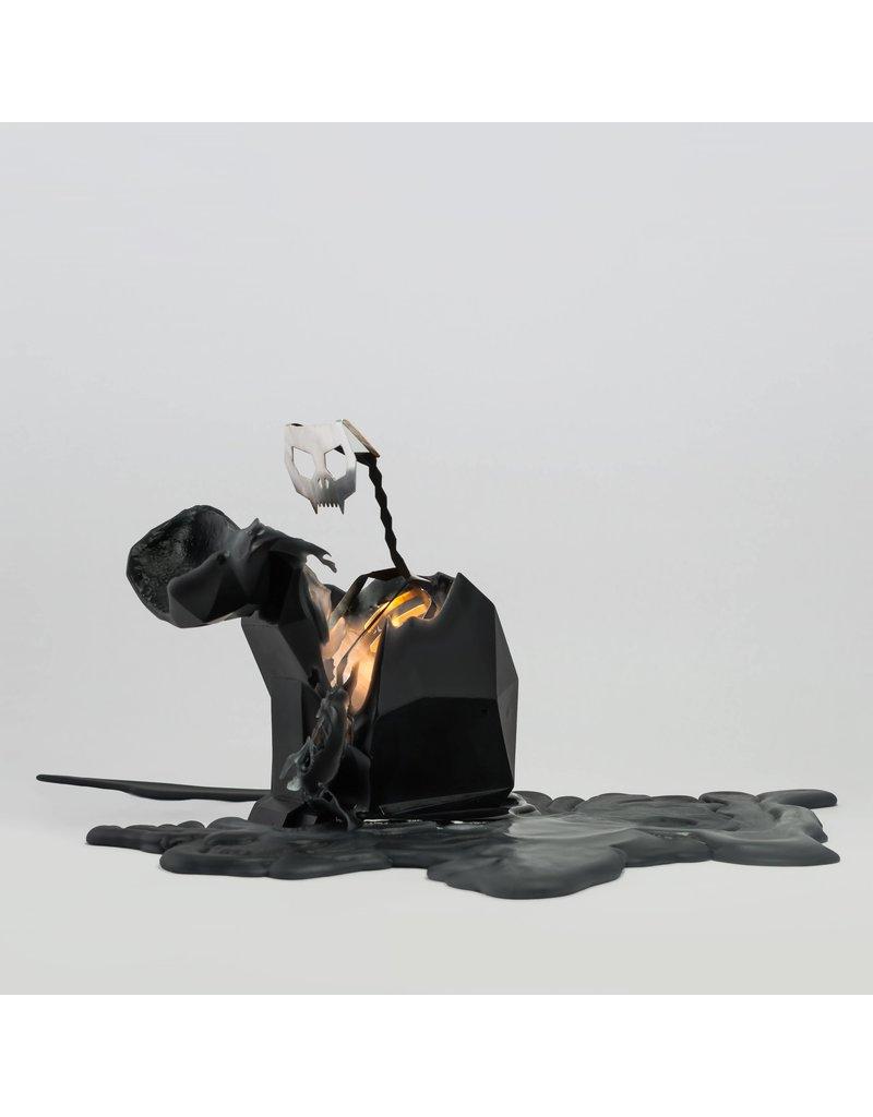 54 Celsius Pryopet Kisa Candle - Black