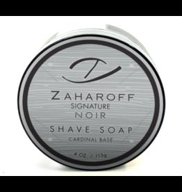 Gentleman's Nod Gentleman's Nod Shave Soap - Zaharoff Signature Noir