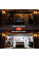 NEBO Nebo High Bright 6000 Lumen Utility Light