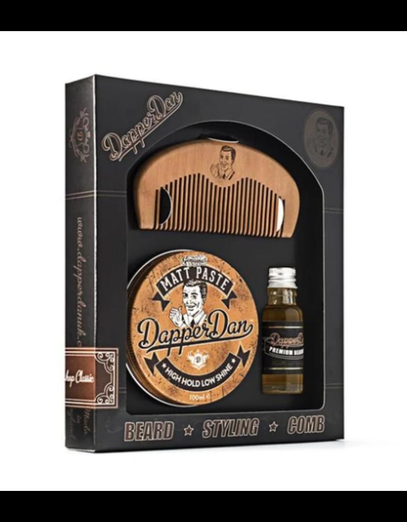 Dapper Dan Dapper Dan Hairy Man Gift Set