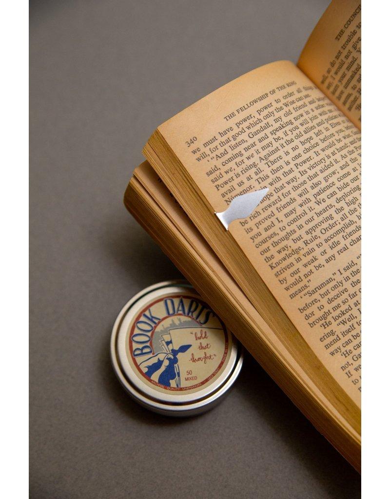 Book Darts Book Darts - 125 Brass