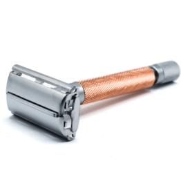 Parker Parker Safety Razor - 74R Rose Gold