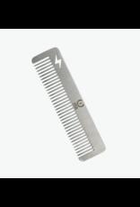 Zeus Zeus Stainless Steel Thunderbolt Comb