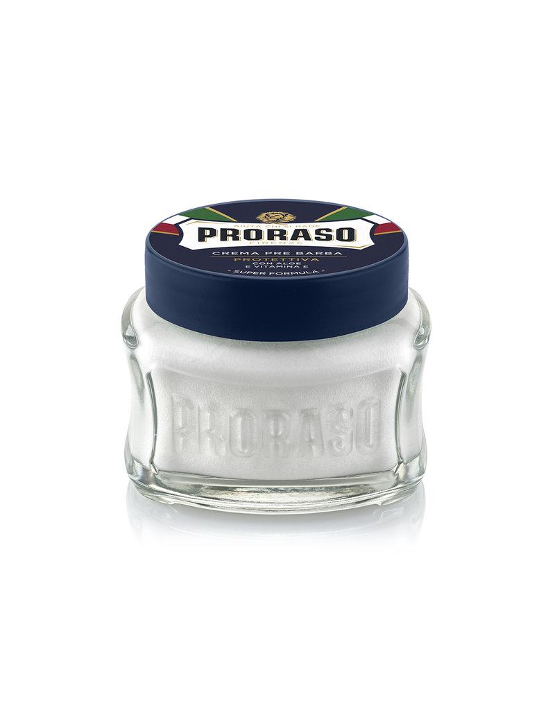 Proraso Proraso Pre-Shave Cream - Protective (Blue)