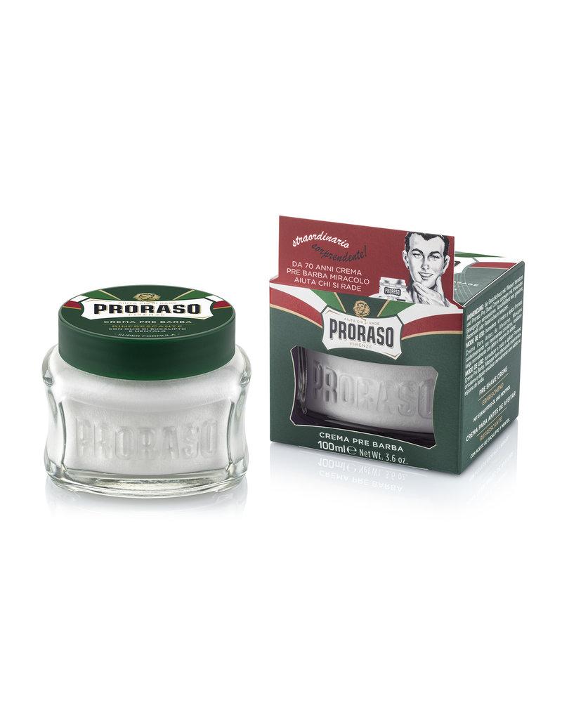 Proraso Proraso Pre-Shave Cream - Refreshing and Toning