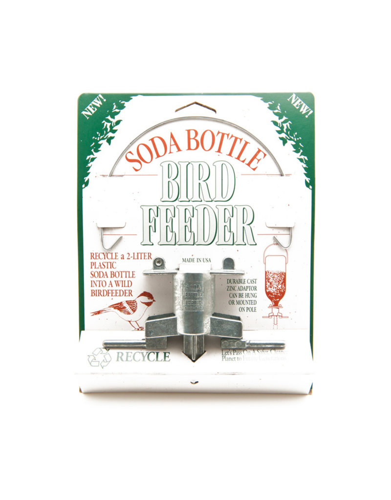 Channel Craft Soda Bottle Bird Feeder