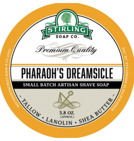 Stirling Soap Co. Stirling Shave Soap - Pharaoh's Dreamsicle