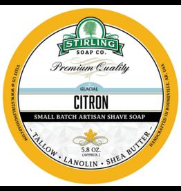Stirling Soap Co. Stirling Shave Soap - Glacial Citron