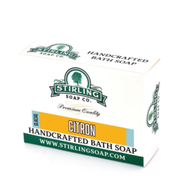 Stirling Soap Co. Stirling Bath Soap - Glacial Citron