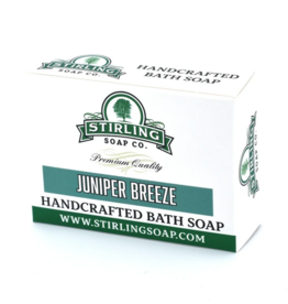 Stirling Soap Co. Stirling Bath Soap - Juniper Breeze