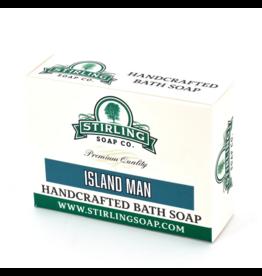 Stirling Soap Co. Stirling Bath Soap - Island Man