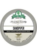Stirling Soap Co. Stirling Shave Soap - Sandpiper
