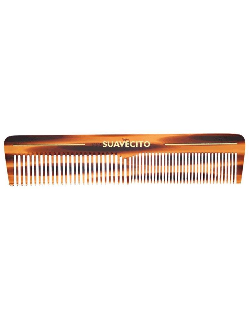 Suavecito Suavecito Deluxe Amber Dressing Comb