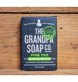 The Grandpa Soap Co. Pine Tar Soap 1.35 oz