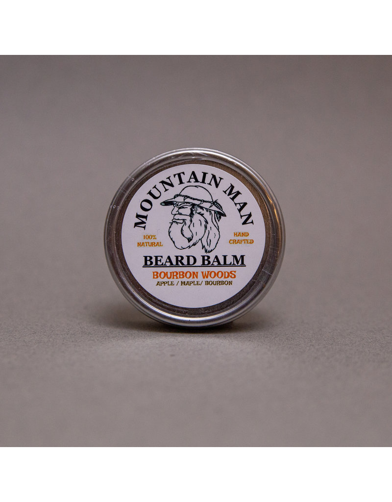 Mountain Man Mountain Man Beard Balm