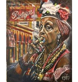 Rick Byrd Madam Partagas